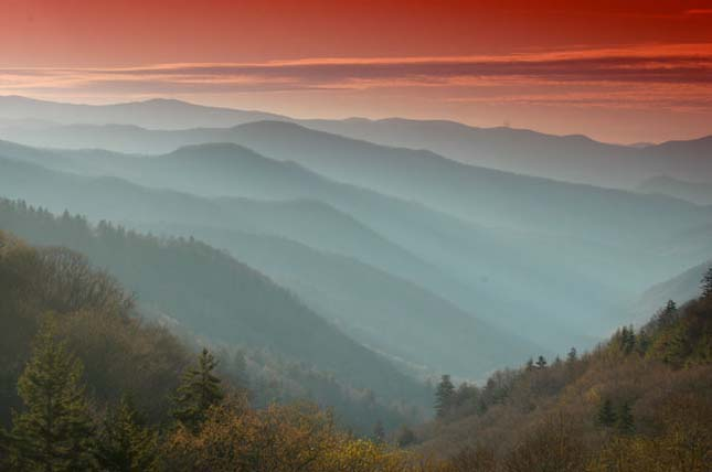 great Smoky Mountains Nemzeti Park