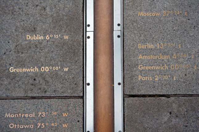 Grenwichi meridián