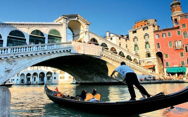 Rialto híd, Olaszország