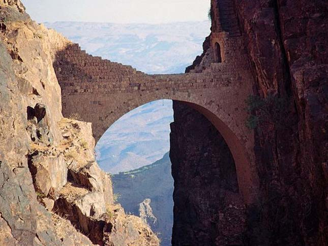Shahara híd, Jemen