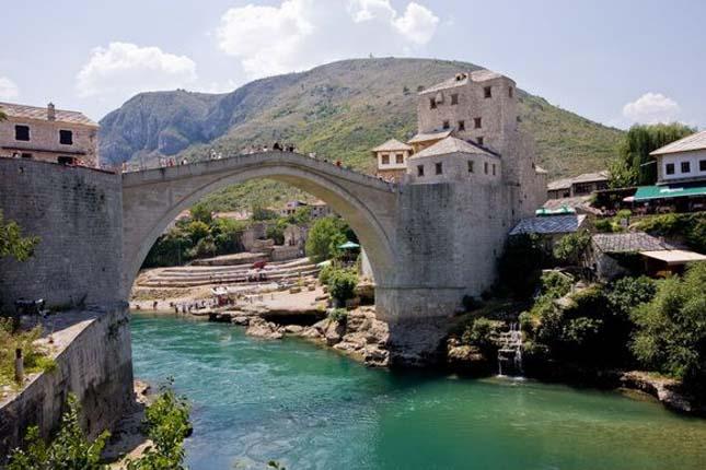 Öreg híd, Bosznia és Hercegovina