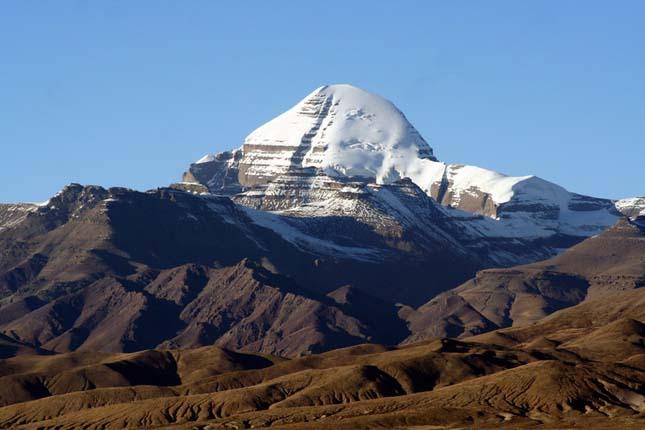 Kailash-hegy, Tibet