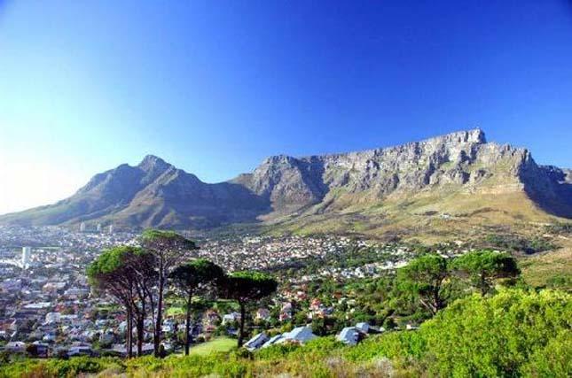 Tábla-hegy, Dél-Afrikai Köztársaság