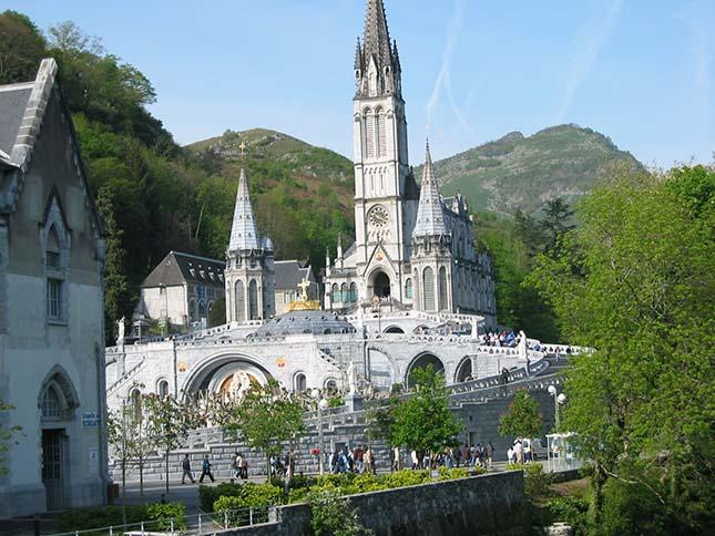 Lourdes, Franciaország