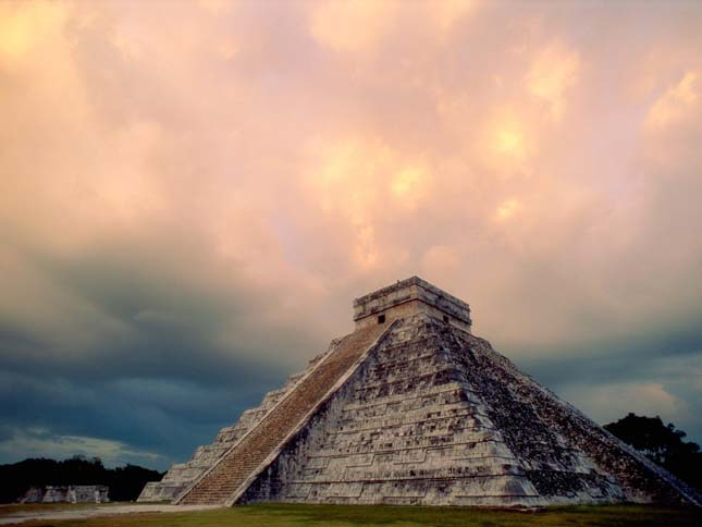 Chichen Itza, Mexikó