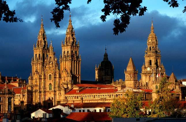 Santiago de Compostela, Spanyolország
