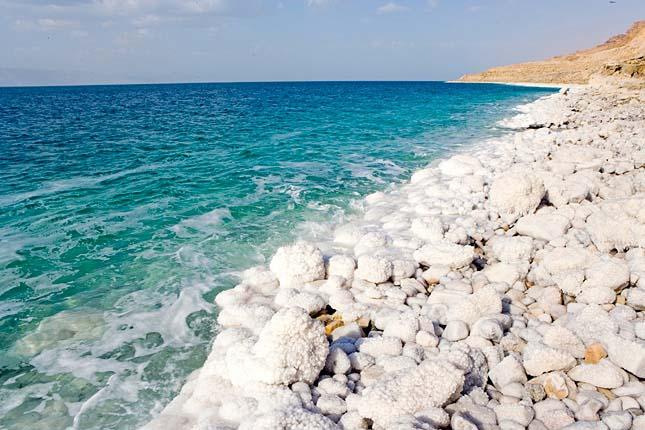 Holt-tenger, Izrael/Ciszjordánia/Jordánia