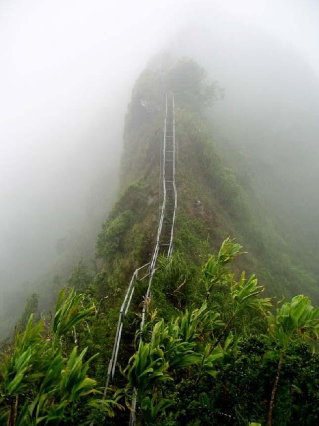 Haiku lépcső