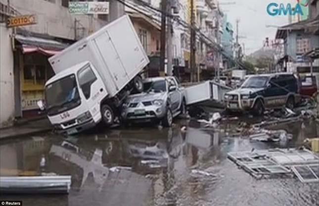 Haiyan tájfun