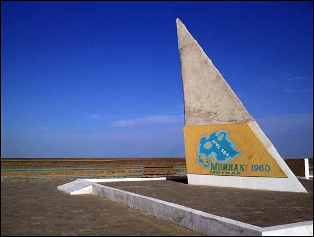 Mujnak, Üzbegisztán