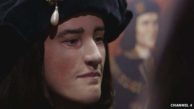 úgy nézett ki III.Richárd brit király