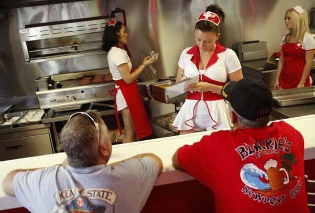 Heart Attack Grill, a legegészségtelenebb étterem