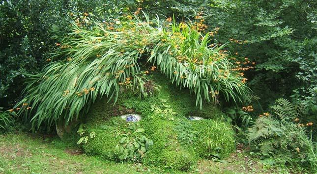 Heligan elveszett kertjei