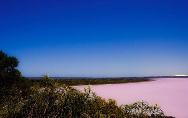 Hillier-tó, Ausztrália