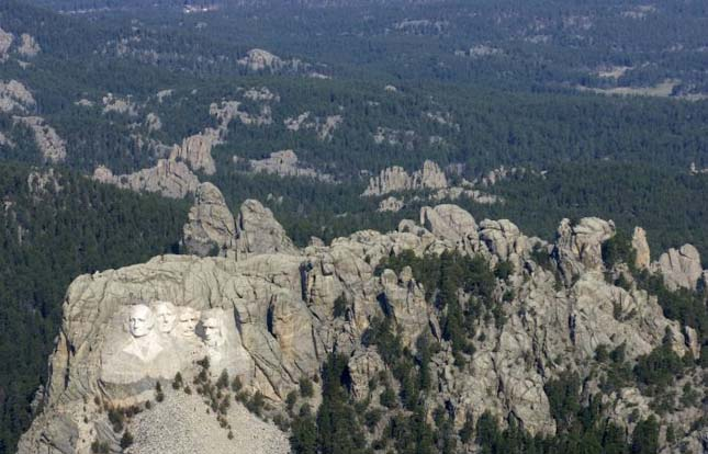 Rushmore hegy