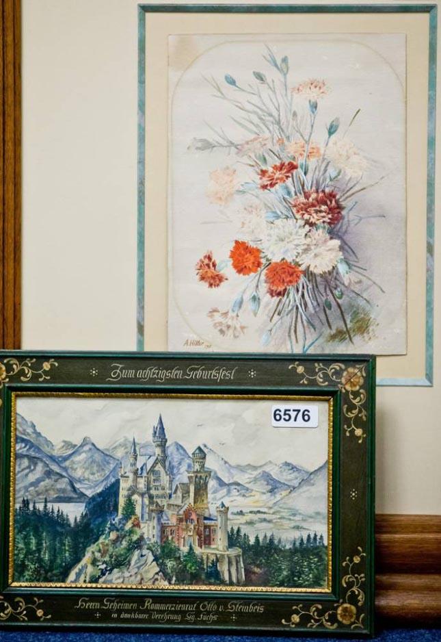 Hirler festményei