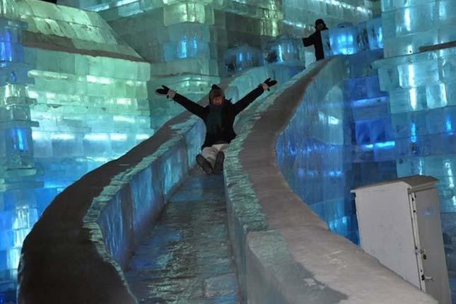 Harbini jég -és hófesztivál