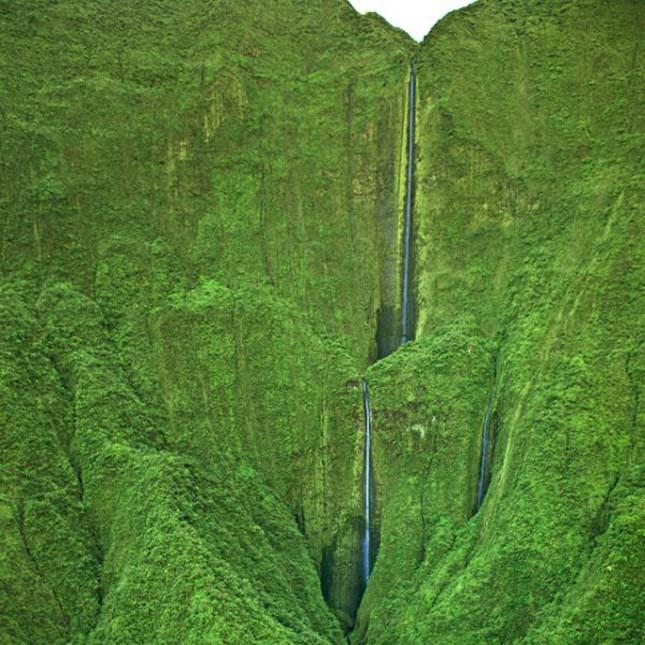 Honokohau-vízesés, Hawaii