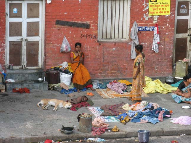 indiai utca