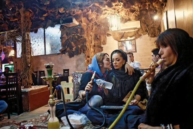 Iráni nők