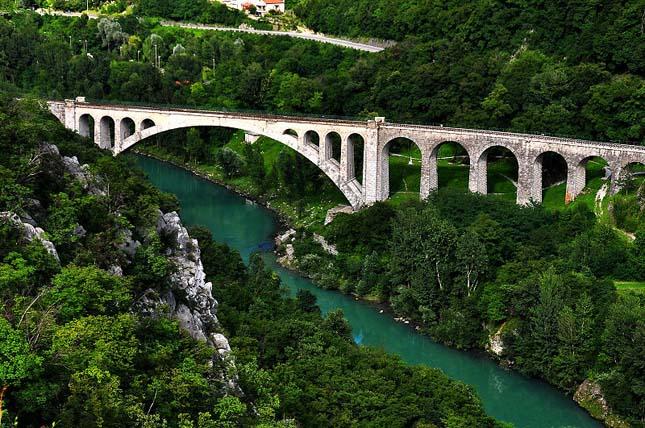Isonzó folyó