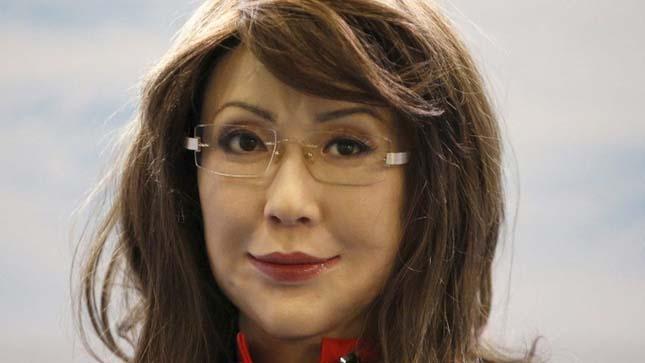 Humanoid robot Kína