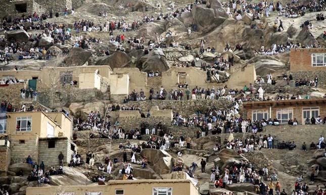 Kabul, Afganisztán fővárosa