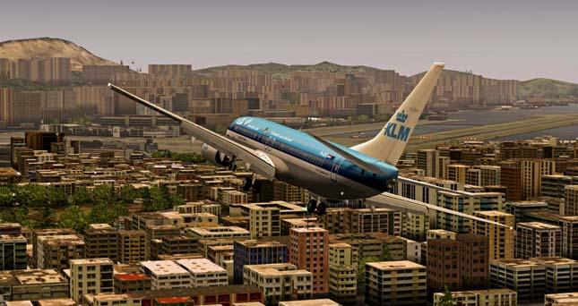 Kai Tak repülőtér