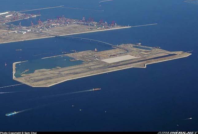 Kansai Nemzetközi Repülőtér, Japán