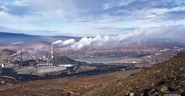 Karabash, a legszennyezettebb város