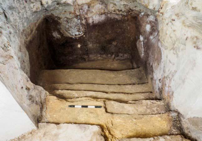 Kétezer éves rituális fürdő
