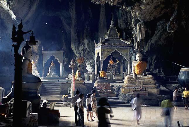 Khao Luang barlangtemplom, Thaiföld
