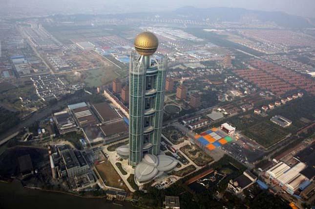 Huaxi, Kína leggazdagabb kisvárosa luxus szállodát nyitott