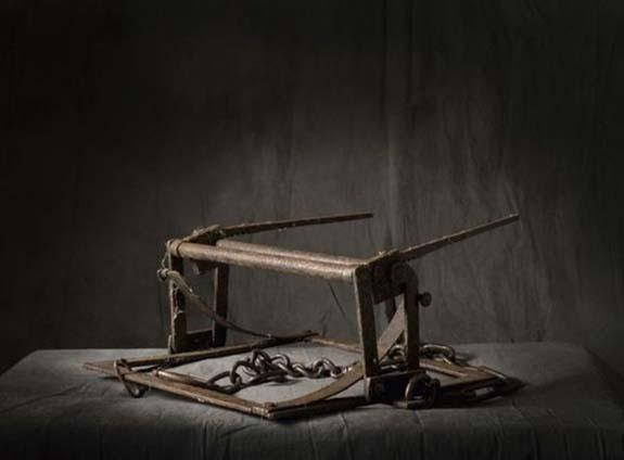 Kínzóeszközök