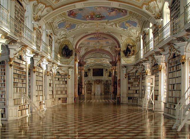 Különleges könyvtárak