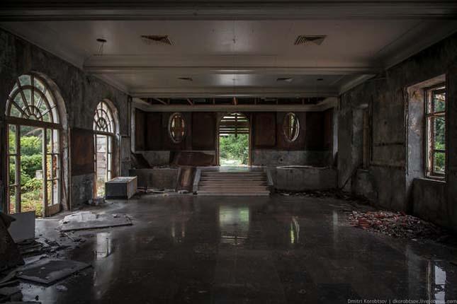 Kupari elhagyatott szállodái