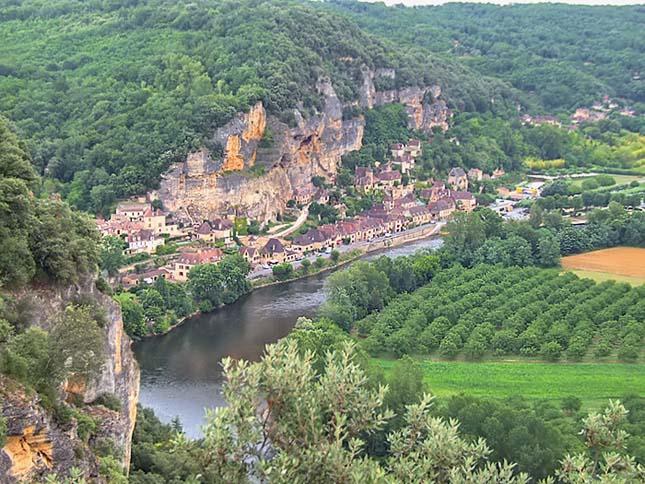 La Rouque-Gageac