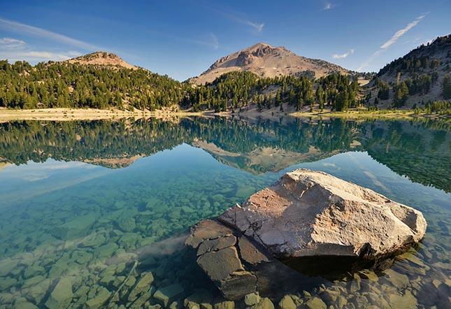 Lassen Vulkanikus Nemzeti Park