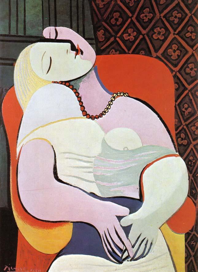Pablo Picasso - Le Reve