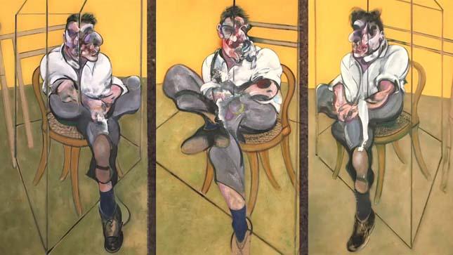 Francis Bacon - Három tanulmány