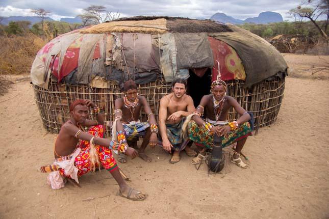 Legelzártabb törzsek