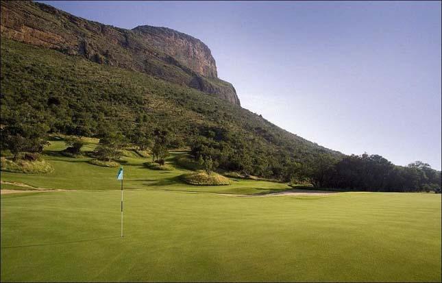 Legextrémebb golfpálya