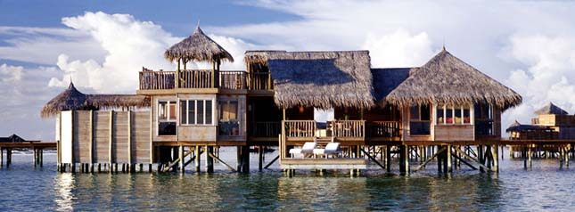Soneva Gili Resort & Six Senses Spa