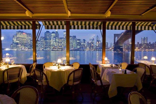 River Cafe, New York, Egyesült Államok