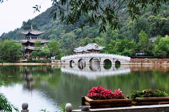 Lijiang óvárosa, Kína