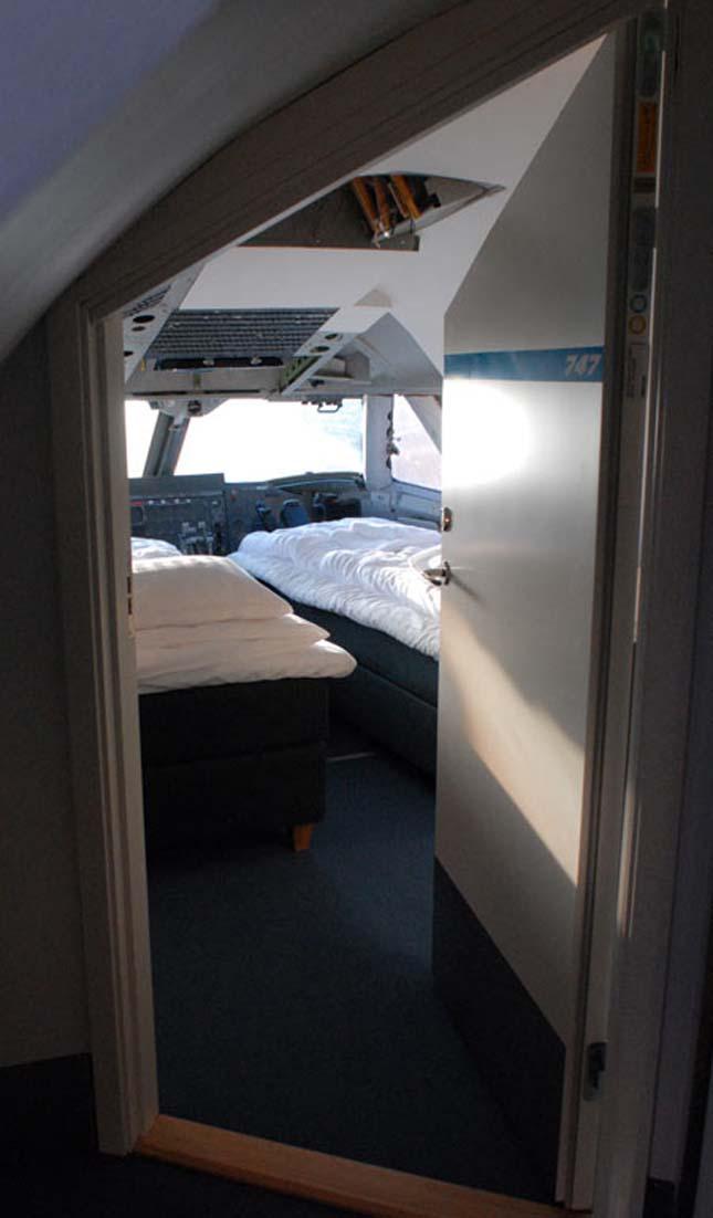 Jumbo Hostel, Svédország