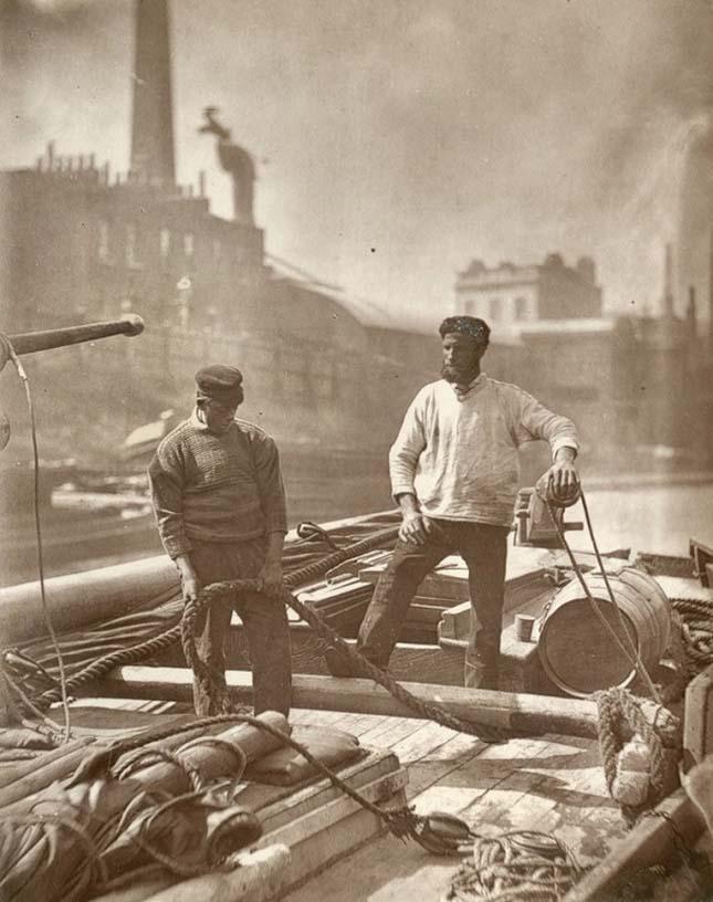 London a 19.század végén