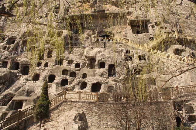 Longmen-barlangok