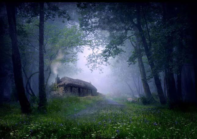 Magányos házak