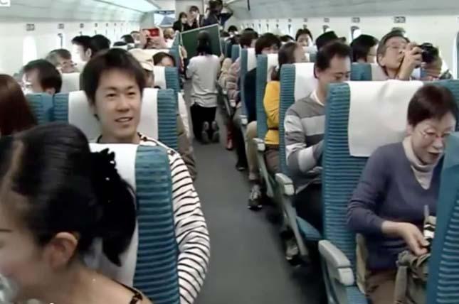 Maglev vasút Japánban